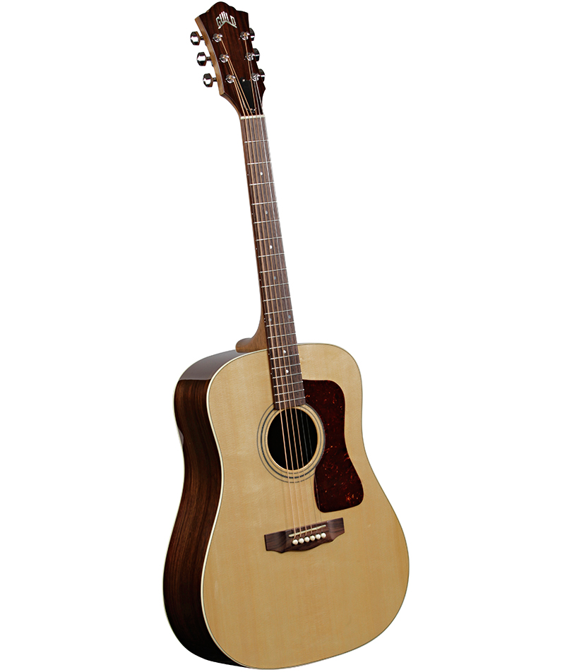 Guild-D-50-Standard-USA-All-Solid-Wood-Acoustic-Guitar-SIDE