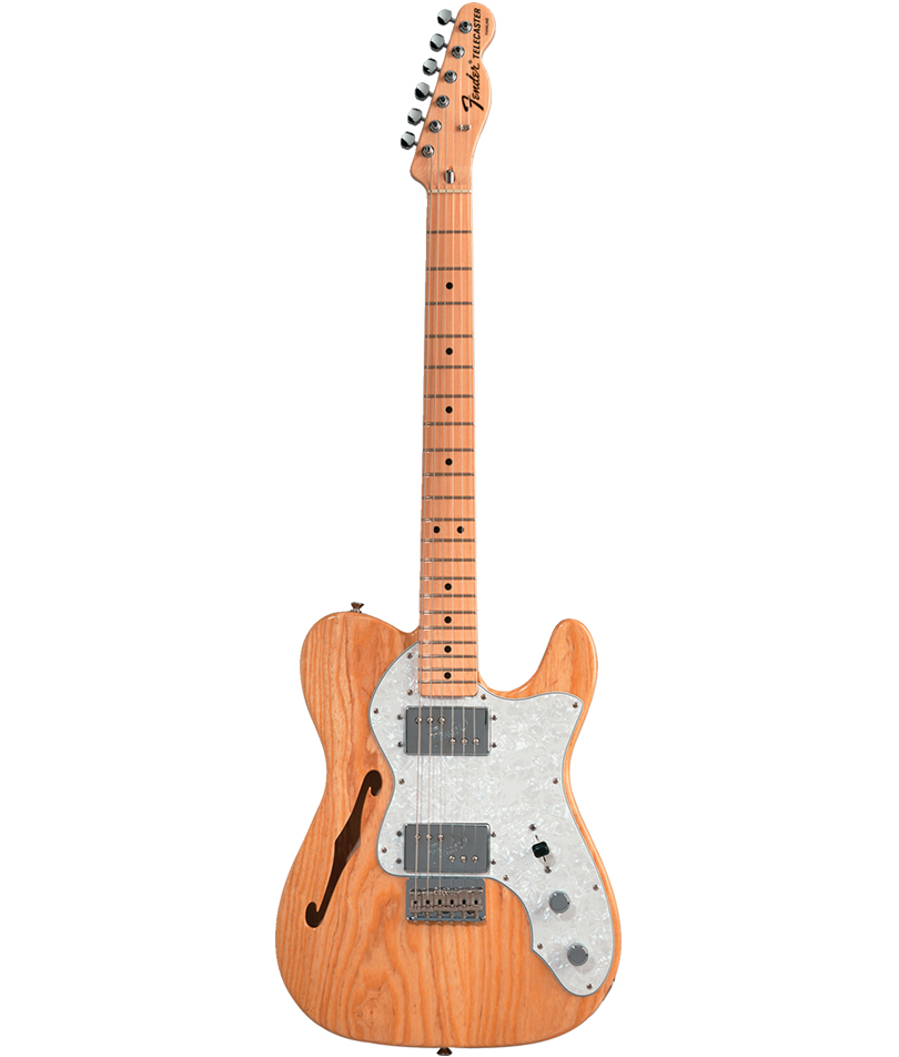Fender-Classic-Series-'72-Telecaster-Thinline