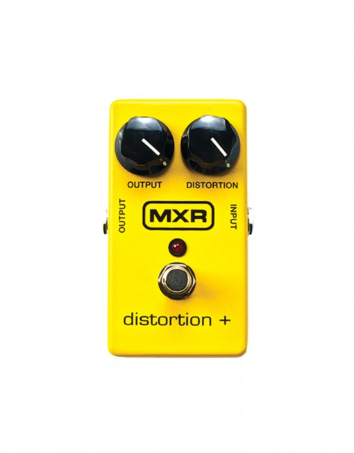 MXR-Distortion-+ distortion pedal