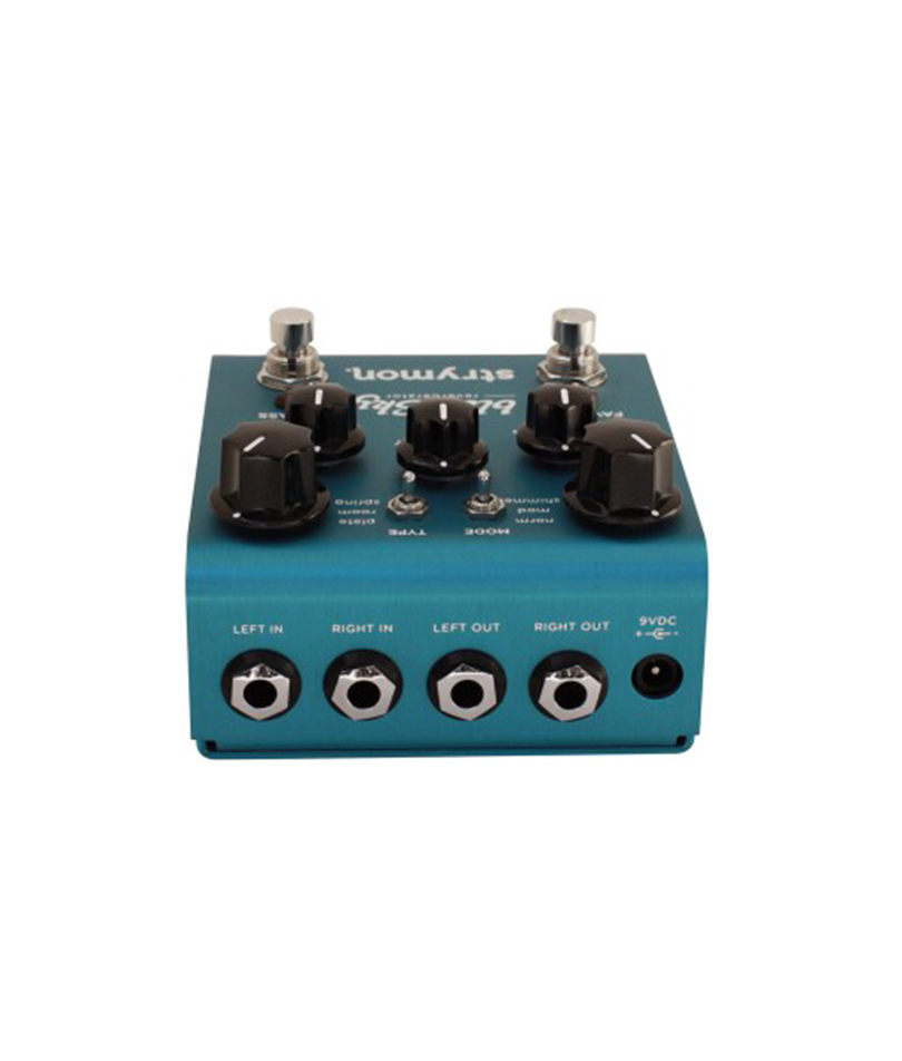 Strymon-Blue-Sky-reverb-pedal-rear