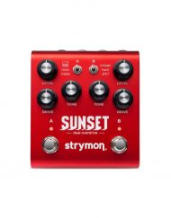 STRYMON-SUNSET-OVERDRIVE PEDAL-TOP