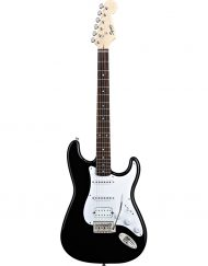Black Squier Bullet