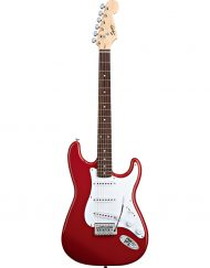 Fiesta Red Squier Bullet